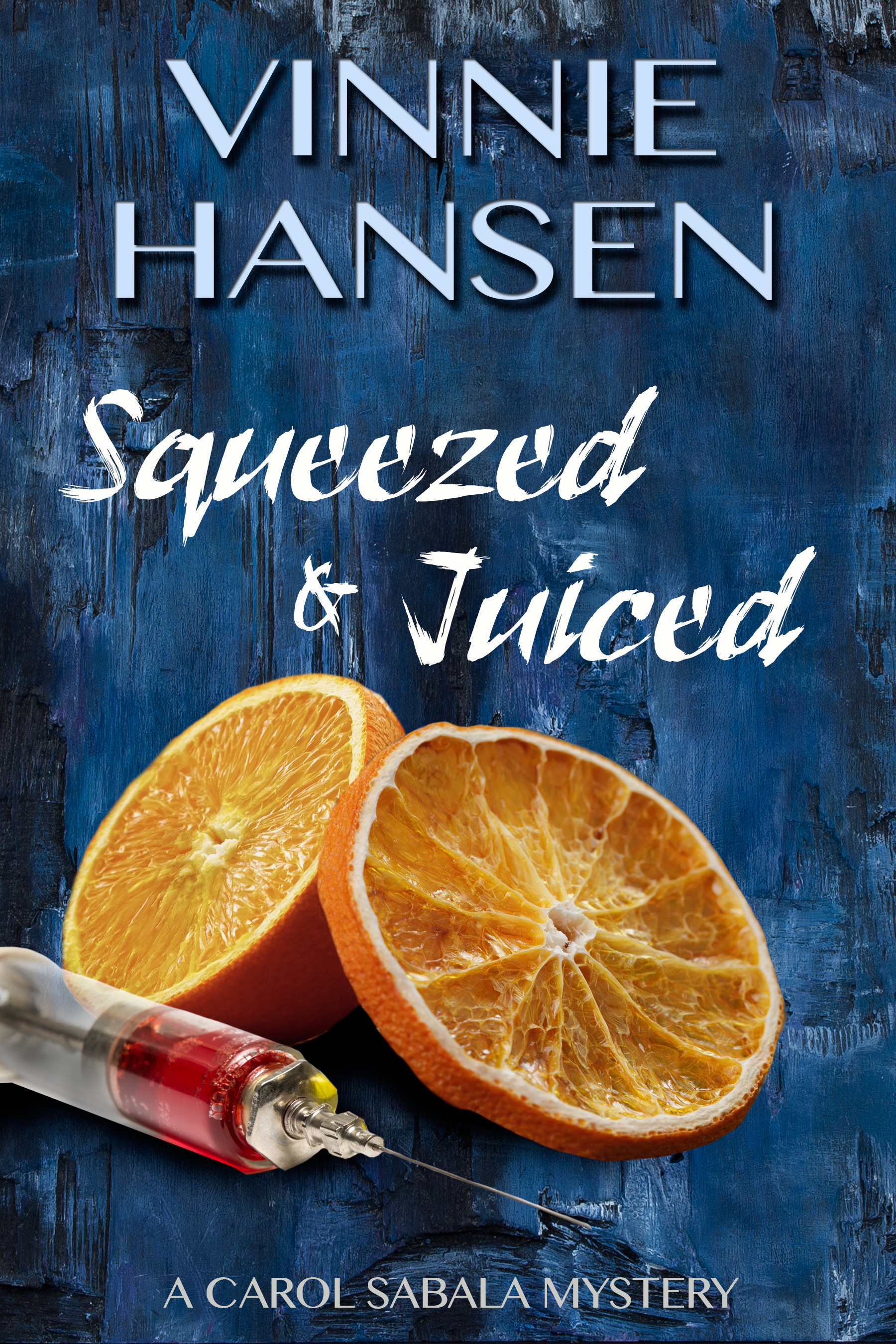 Squeezed and Juiced Cover