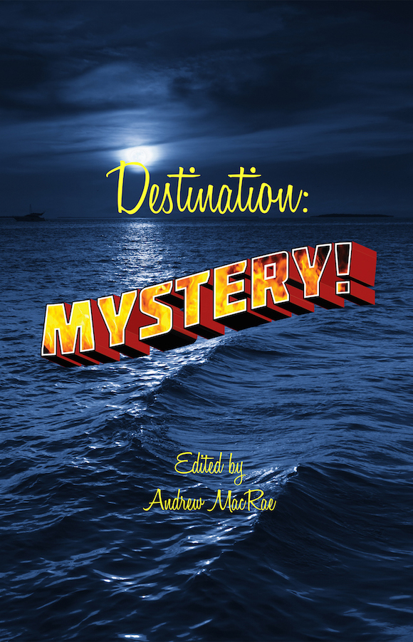 Destination Mystery Cover