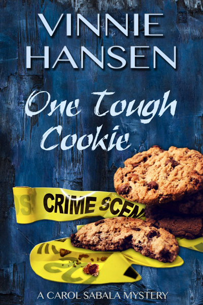 One Tough Cookie Cover