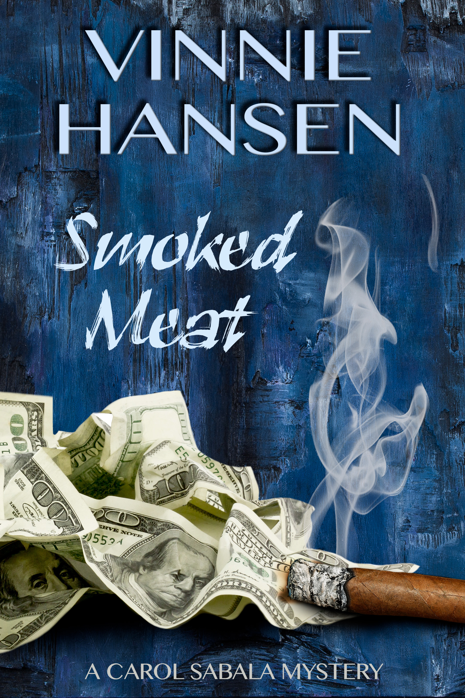 Smoked Meat Cover